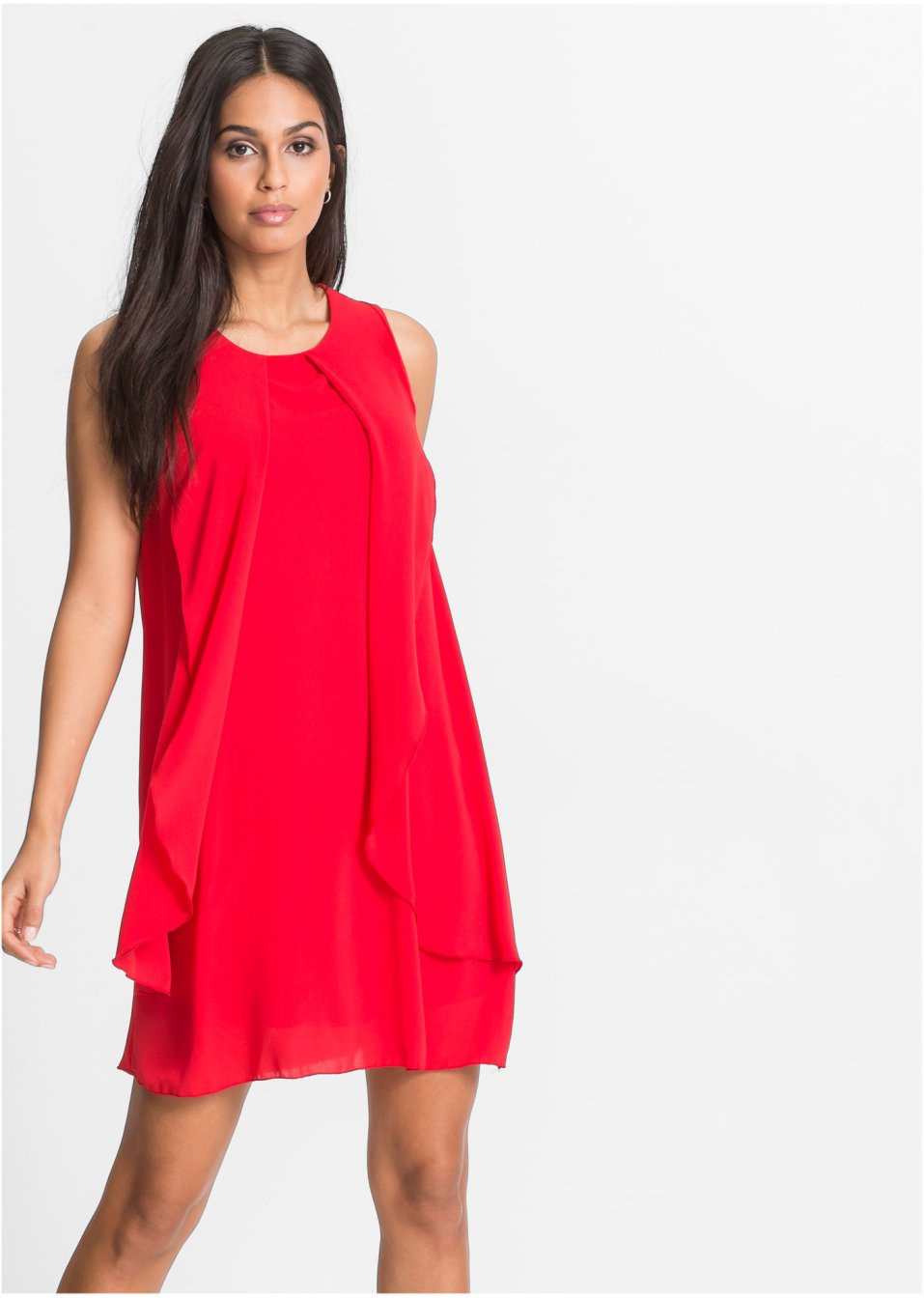 Kleid Rot  Damen  Bonprixat