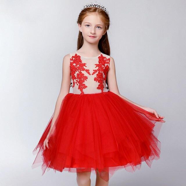 Kleid Rot Hochzeit  Trendige Kleider Für Die Saison 2018
