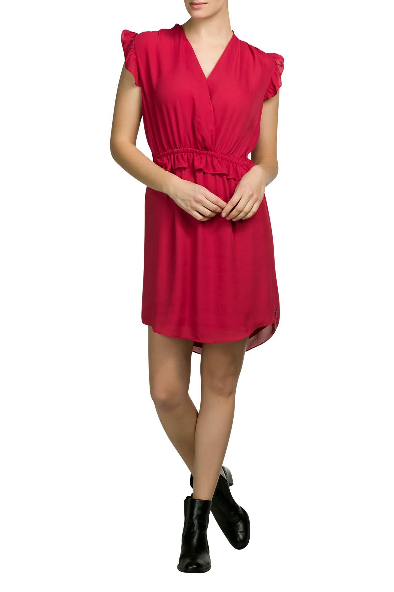 Kleid Rot  Scotch  Soda » Günstig Online Kaufen