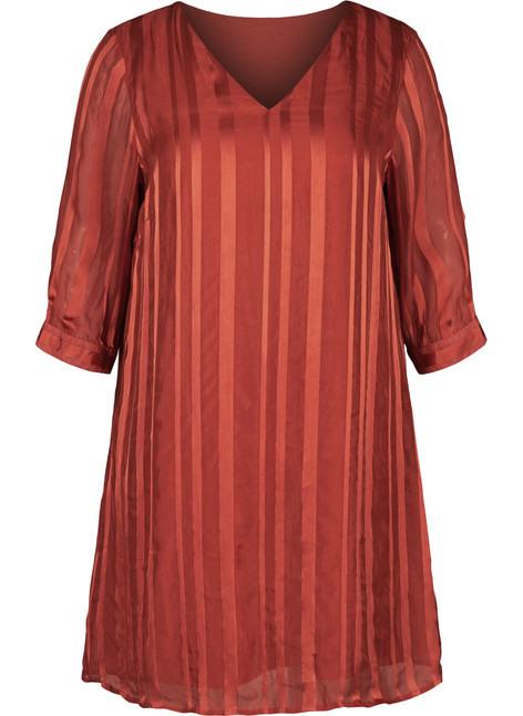 Kleid  Rot  Str 4256  Zizzide