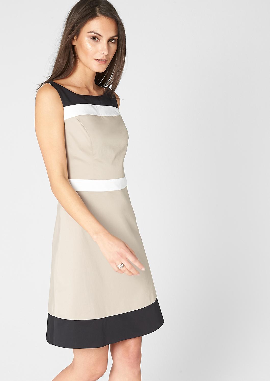 Kleid S Oliver  Trendige Kleider Für Die Saison 2018
