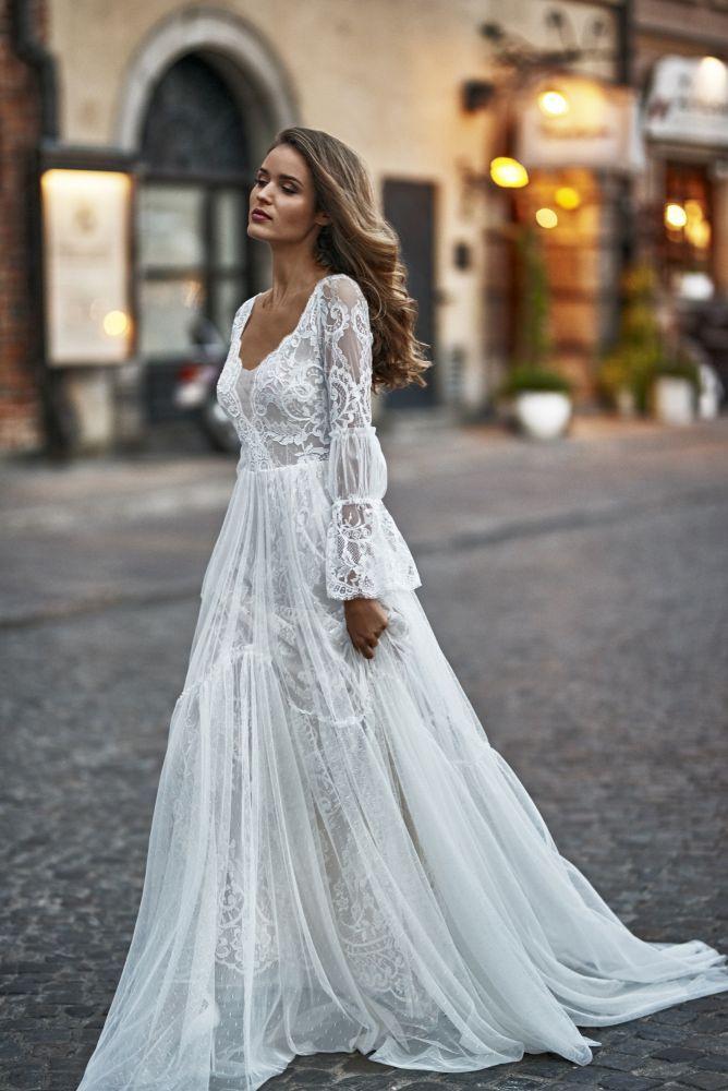 Kleid Salice Von Sylwia Kopczyńska  Kleid Hochzeit
