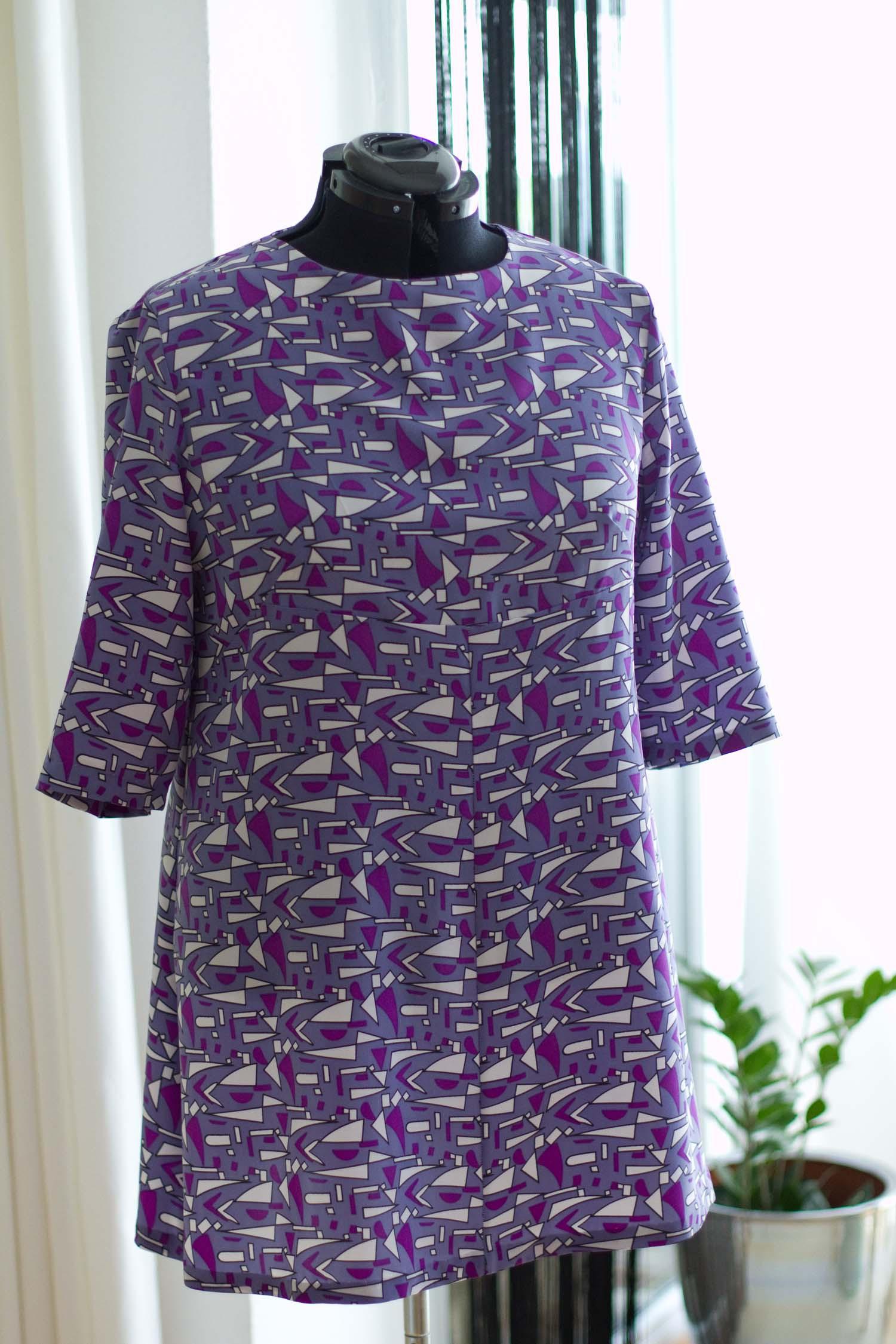Kleid Schnittmuster A Linie  Elegante Kleider Dieses Jahr