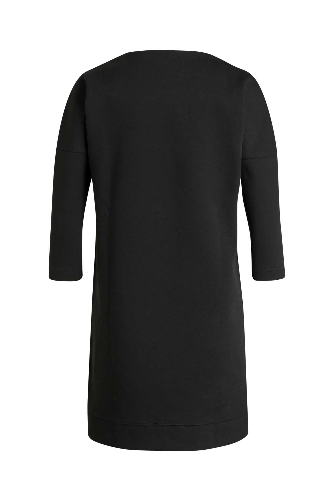 Kleid Schwarz  Lacoste » Günstig Online Kaufen