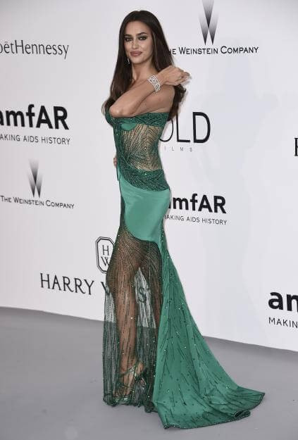 Kleid Smaragdgrün