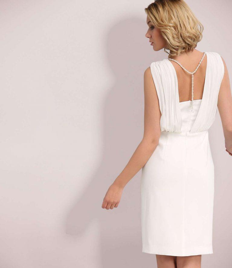 Kleid Standesamt Creme Gebraucht Kaufen 2 St Bis 65