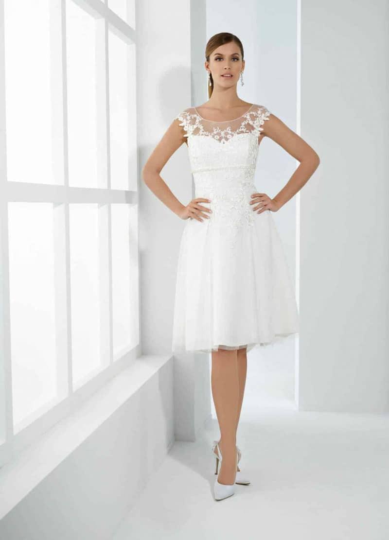 Kleid Standesamt Trauung  Schöne Kleider Dieser Saison