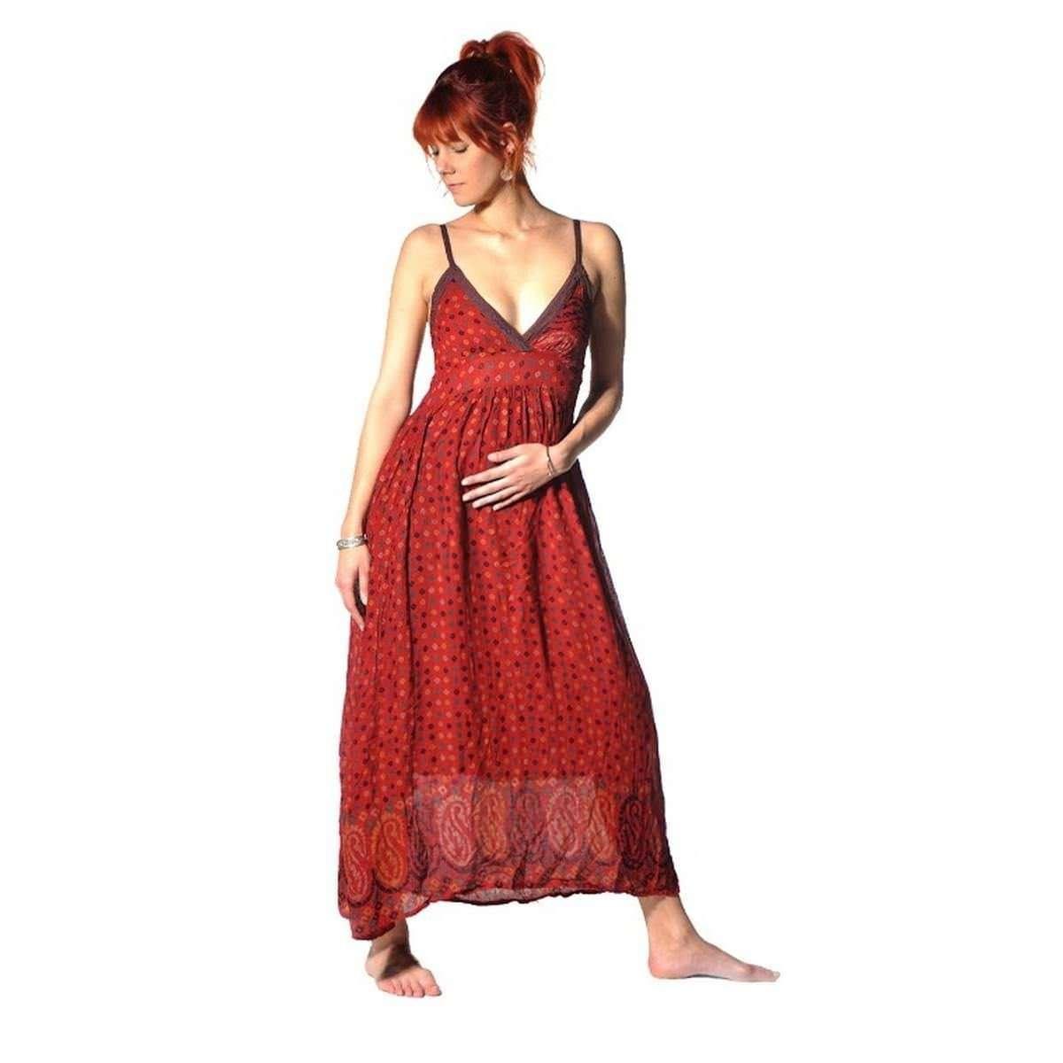 Kleid Trägerkleid Maxikleid Abendkleid Sommer Kleider
