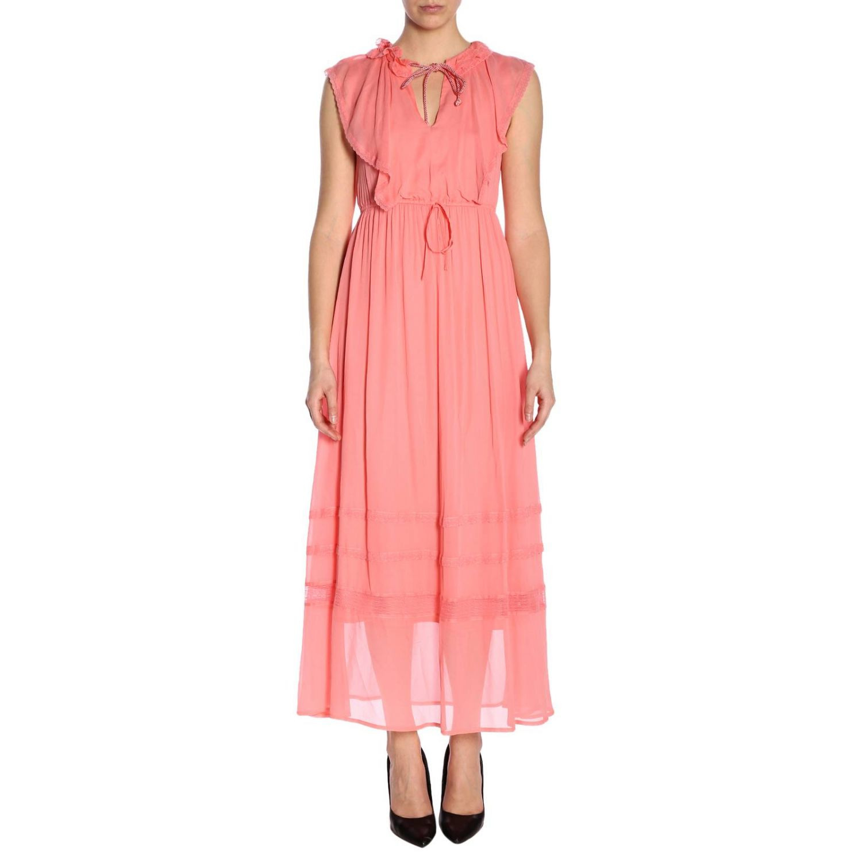 Kleid Twin Set Damen  Kleid Damen Twin Set Tp2370 Giglio De