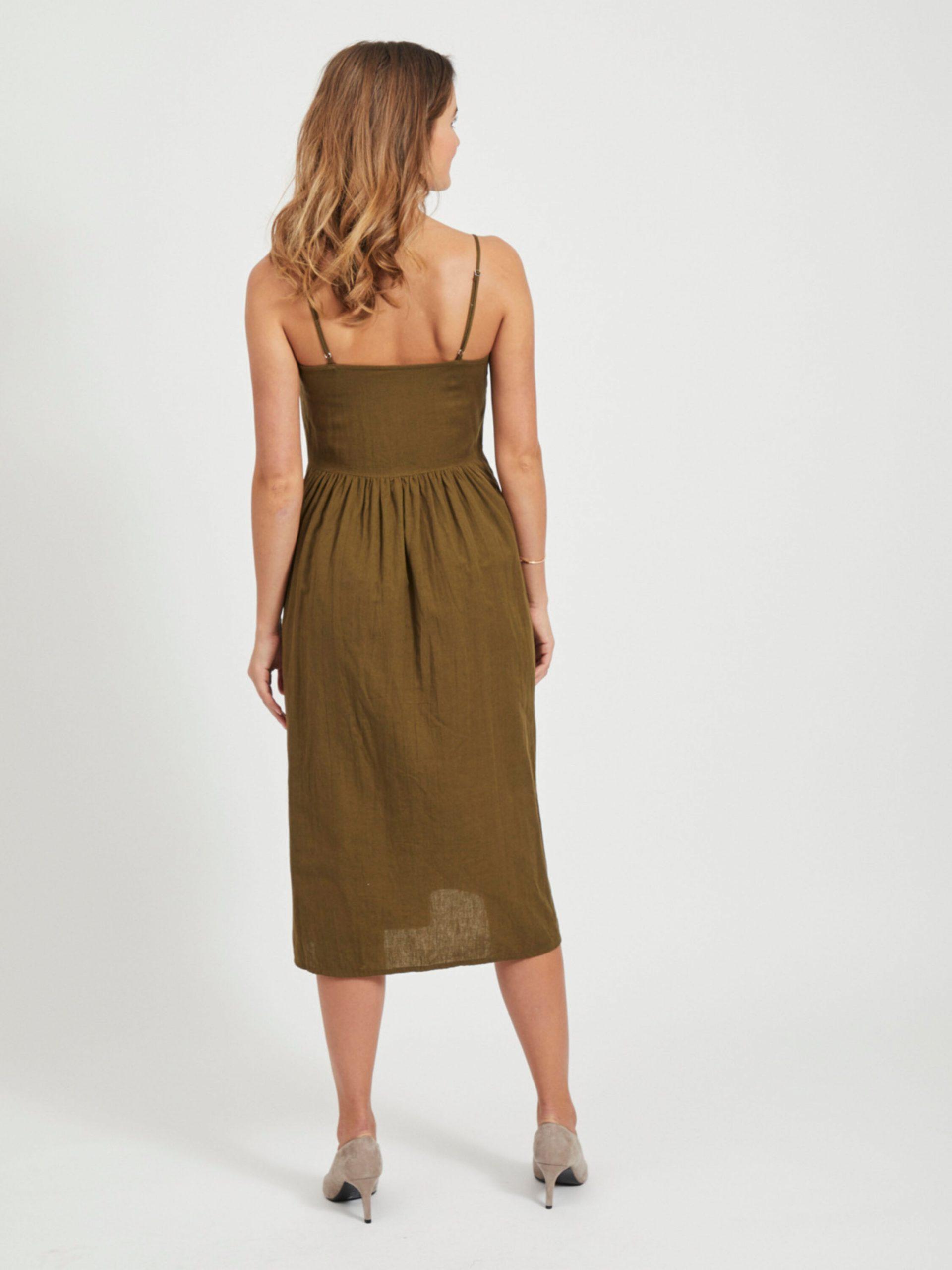 Kleid Vicottanpalmea  Vila Bei Mode Löning