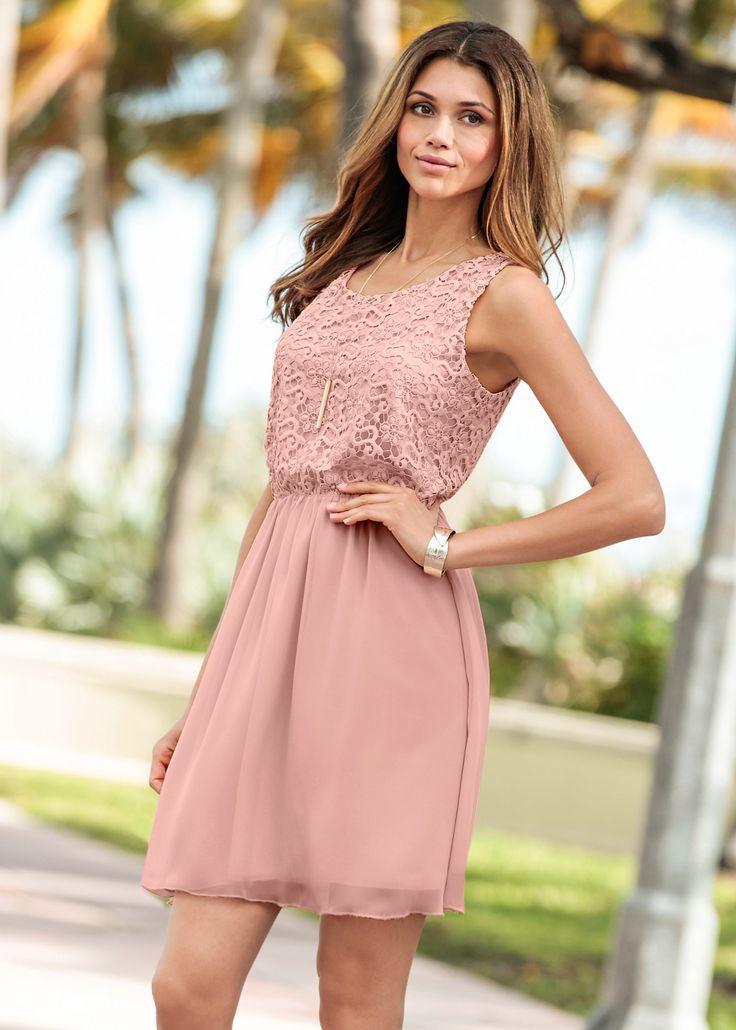 Kleid Vintagerosa  Bodyflirt Jetzt Im Online Shop Von