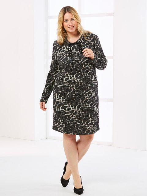 Kleid Von Mona Lisa 00039416  Jetzt Online Bestellen Bei