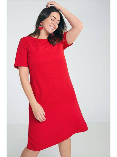 Kleid Von Samoon 00036579  Jetzt Online Bestellen Bei Mode 58