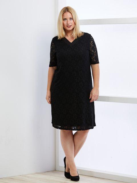 Kleid Von Samoon 00038262  Jetzt Online Bestellen Bei Mode 58