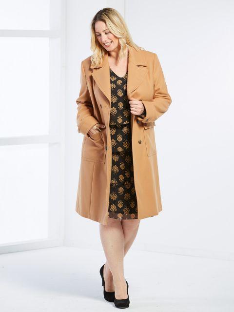 Kleid Von Samoon 00039750  Jetzt Online Bestellen Bei Mode58