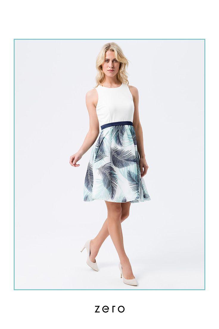 Kleid Von Zero  Kleider Modestil Retro Stil