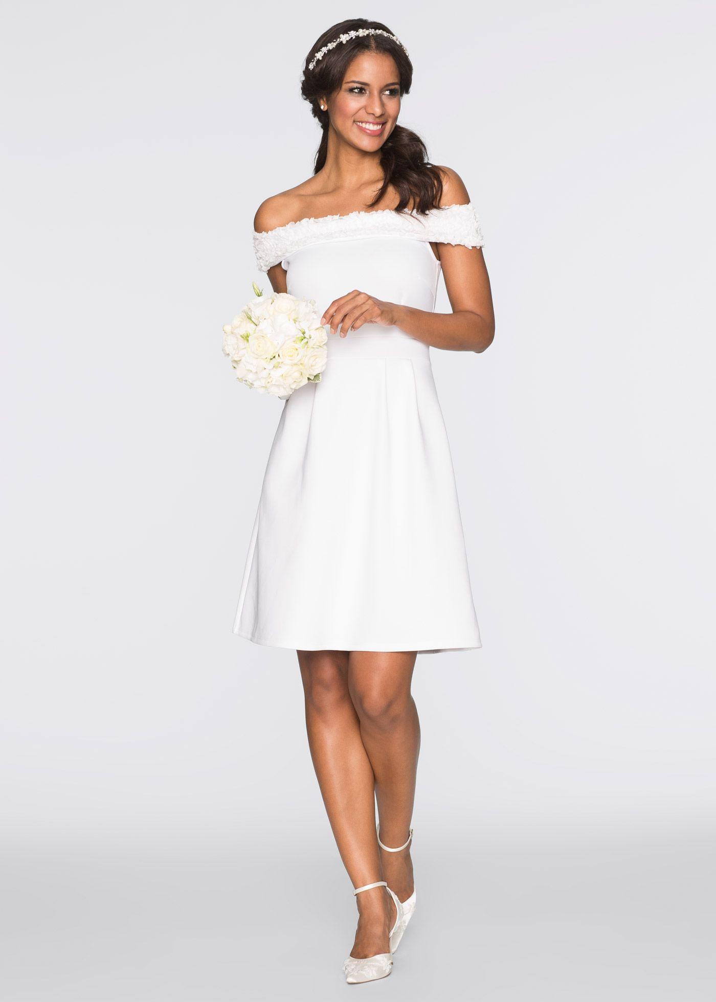 Kleid Weiß Jetzt Im Online Shop Von Bonprixde Ab € 3899