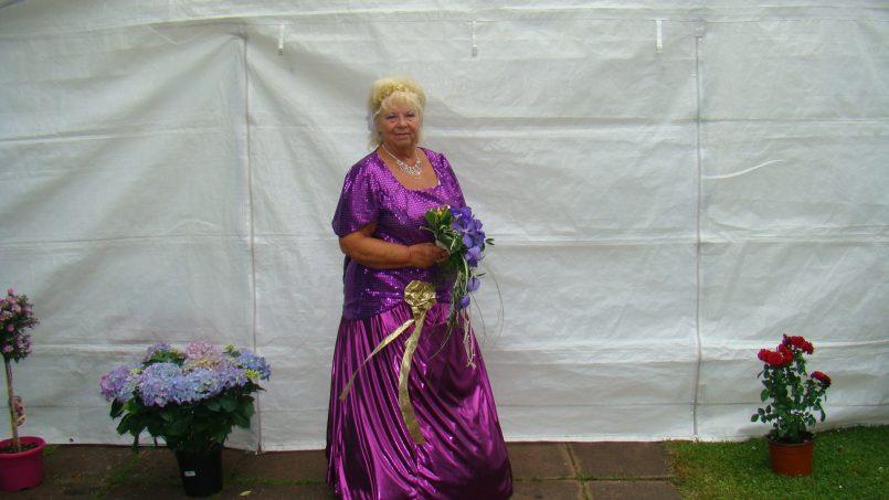 Kleid Zur Goldenen Hochzeit  Mach Mit  Der Stoffe Blog