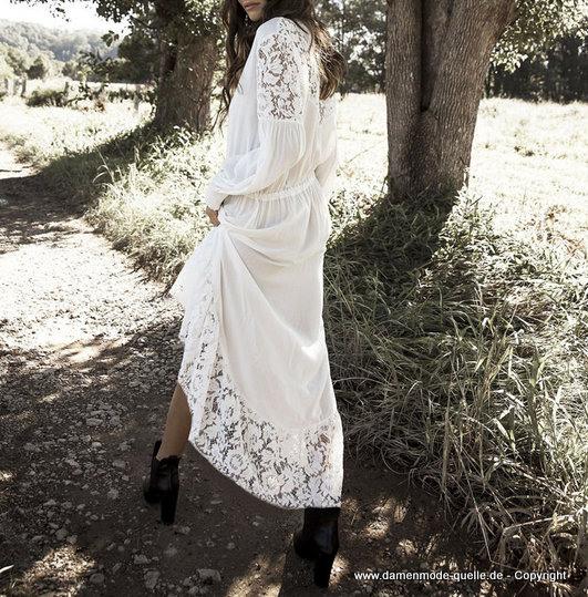 Kleider 2020  Boho Style Vintage Sommerkleid 2020 In