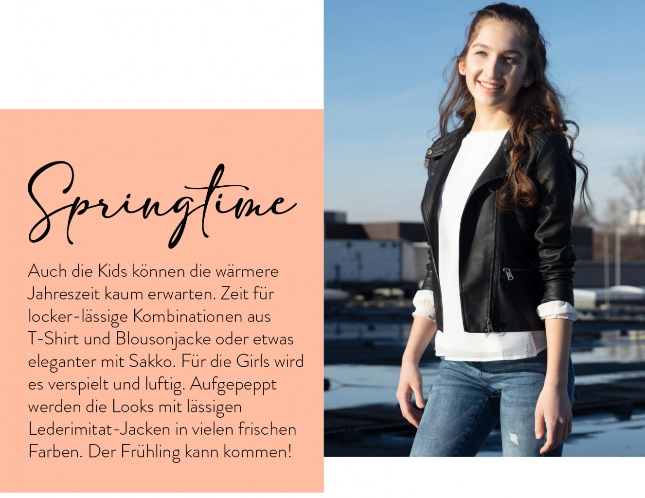 Kleider Bauer  Springtime