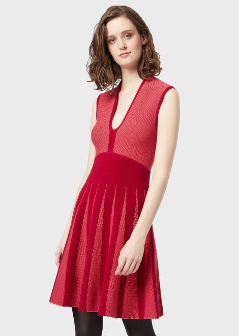 Kleider Für Damen  Lang Und Kurz  Emporio Armani