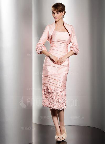 Kleider Für Die Brautmutter  14799  Etuilinie