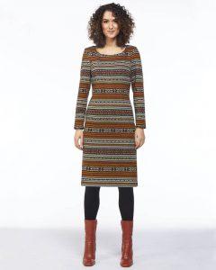 Kleider Für Große Frauen  Modisch  Chic  Egü