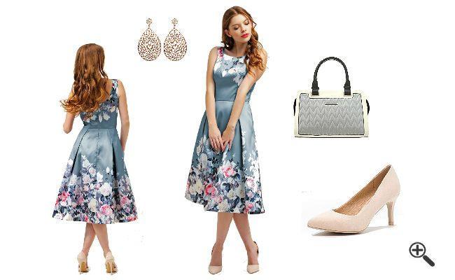 Kleider Für Hochzeiten Als Gast Günstig Online Kaufen