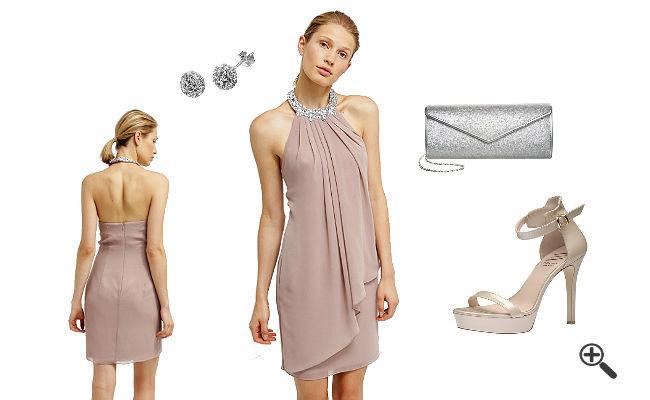 Kleider Für Hochzeitsgäste Günstig Online Kaufen  Kleider