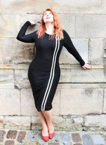 Kleider Fur Mollige Frauen Mit Bauch  Stylische Kleider