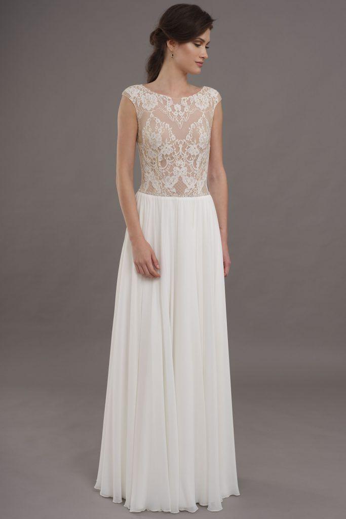 Kleider  Happy Brautmoden  Hochzeitskleid Elegant Kleid