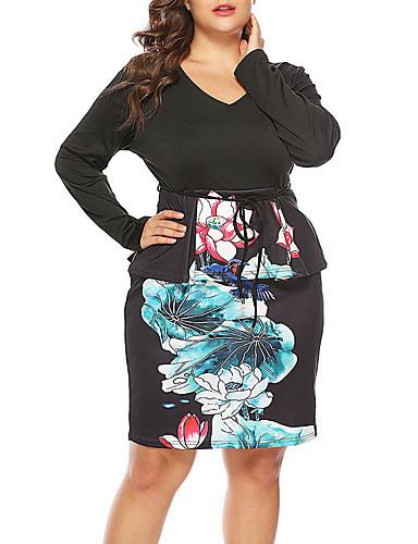 Kleider In Übergröße Da Donna Online  Kleider In