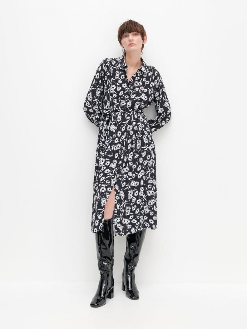 Kleider  Jumpsuits  Ladies Dress Bunt  Reserved Damen