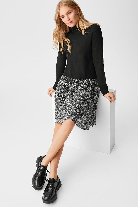 Kleider Knielang Für Damen Günstig Online Kaufen  Ca