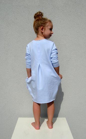 Kleider  Sweatshirt Kleid  Ein Designerstück Von Millupa