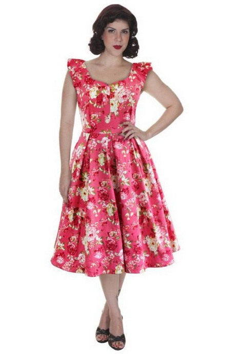 Kleider Vintage 50Er