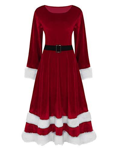 Kleider Von Iefiel In Rot Für Damen