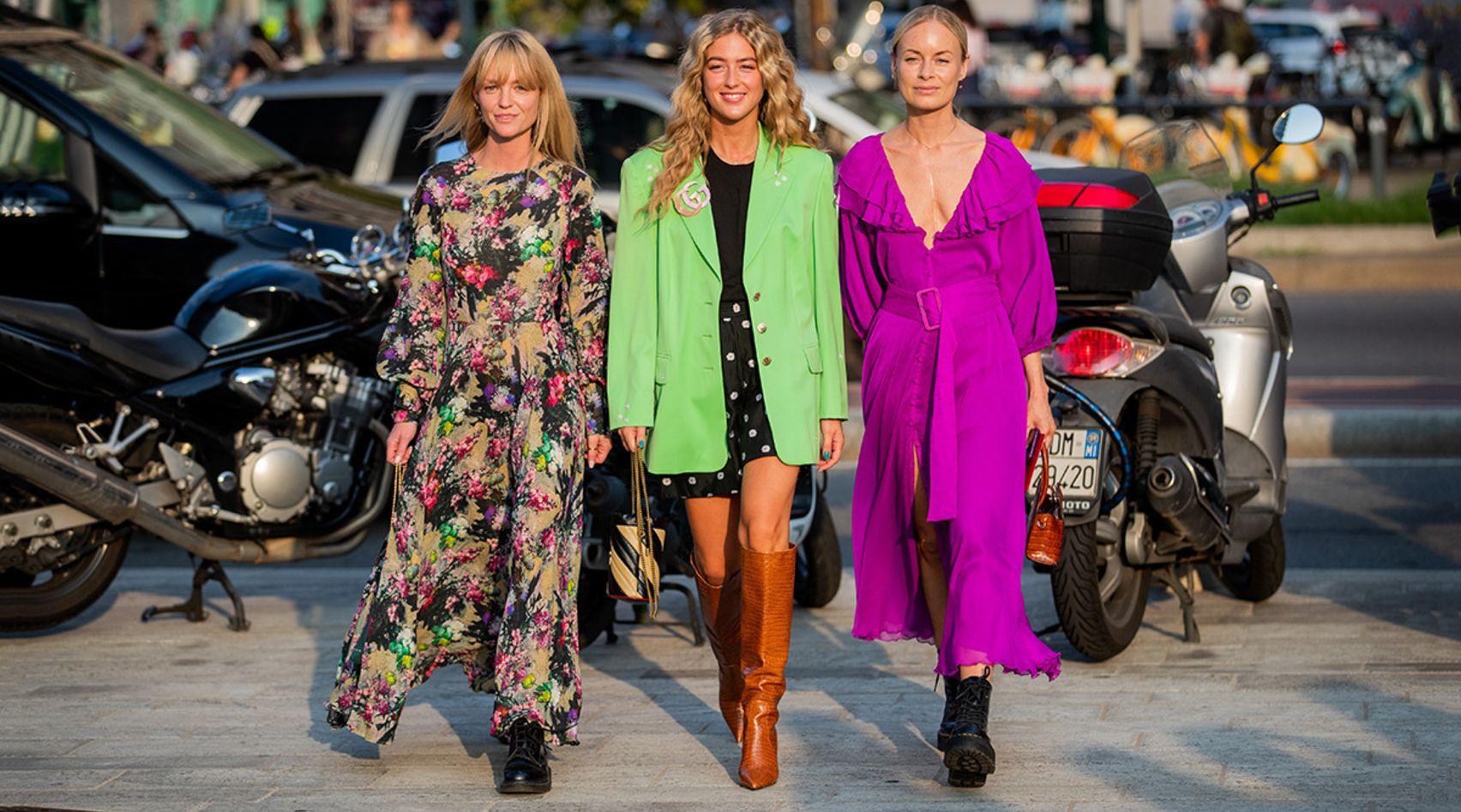 """Kleidertrends Hier Shoppen Modemädchen Die Besten """"Easy"""