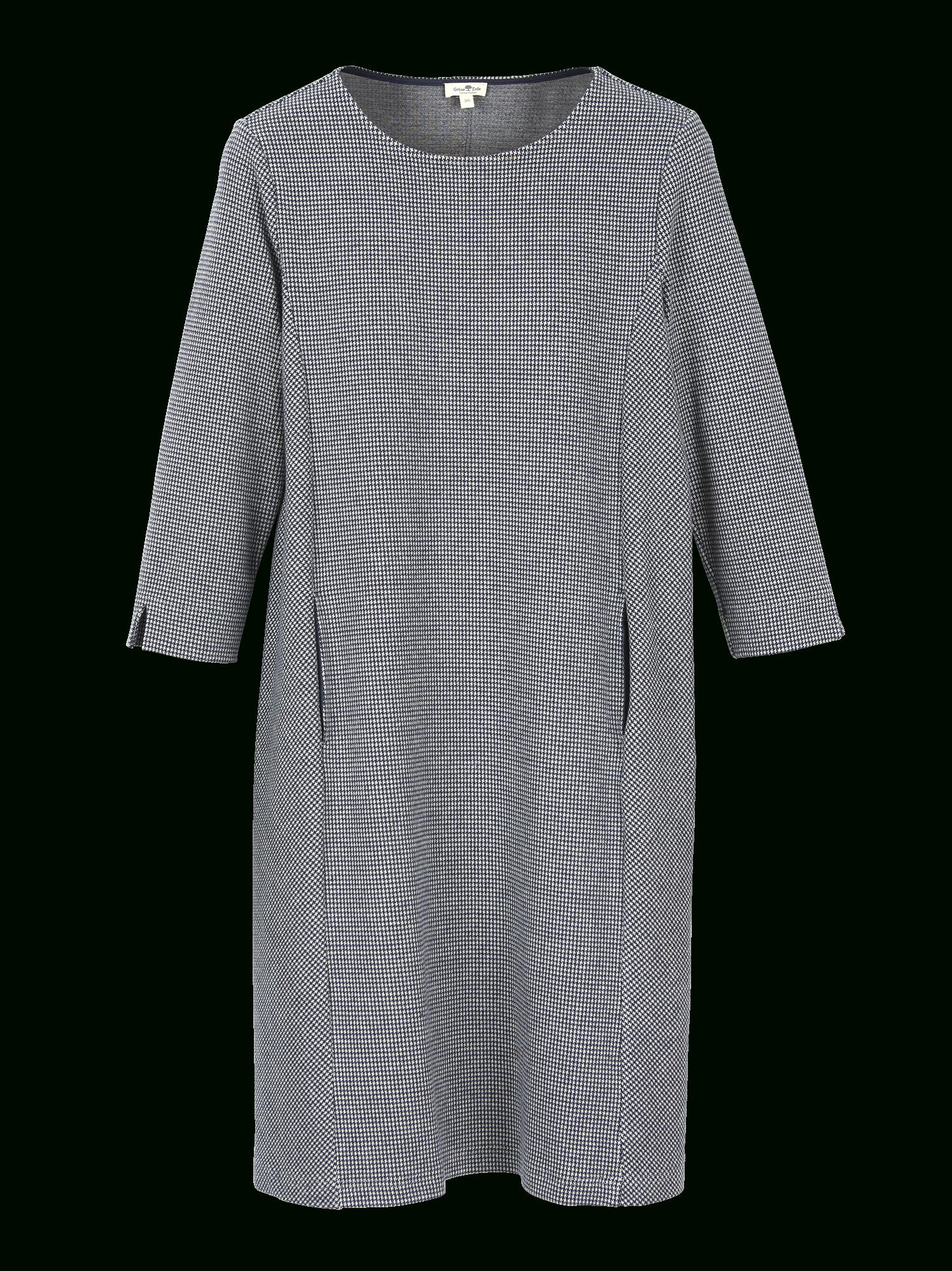 Kleidhahnentritt 3/4 Arm  Grüne Erde