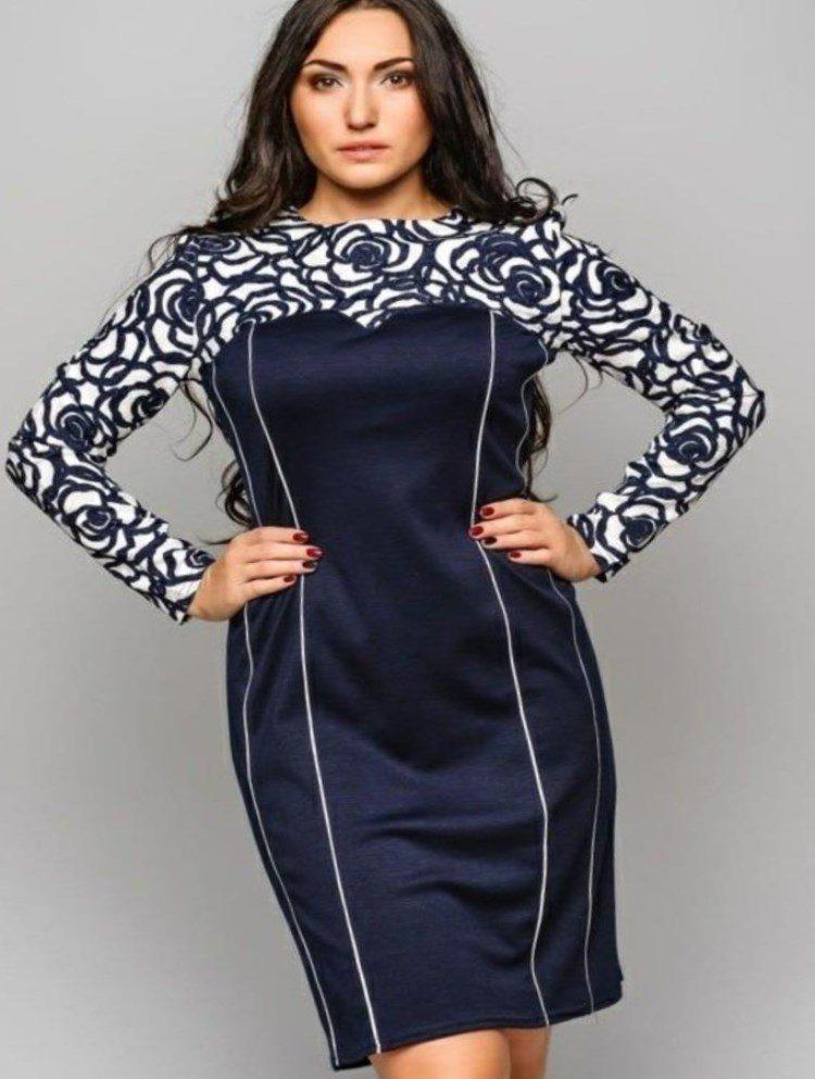 Kleidung Große Größen Damen  Trendy Mode 2020