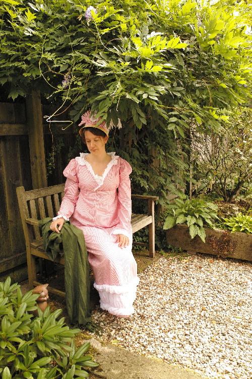 Kleidung Um 1800 Lecker Erdbeerkleid