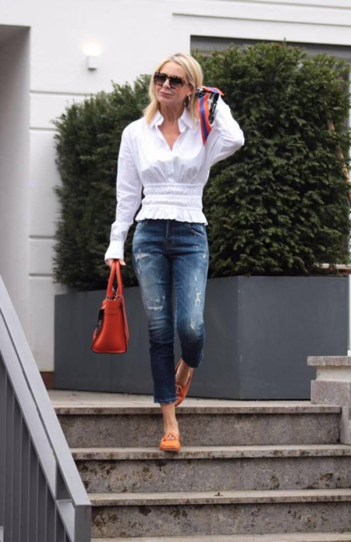 Kleine Frau Ganz Groß…  Mode Für Kleine Frauen Frau Outfit