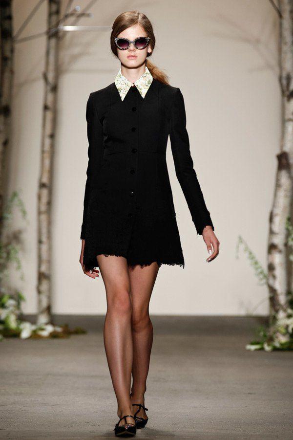Kleines Schwarzes 2014  Das Kleine Schwarze Modestil