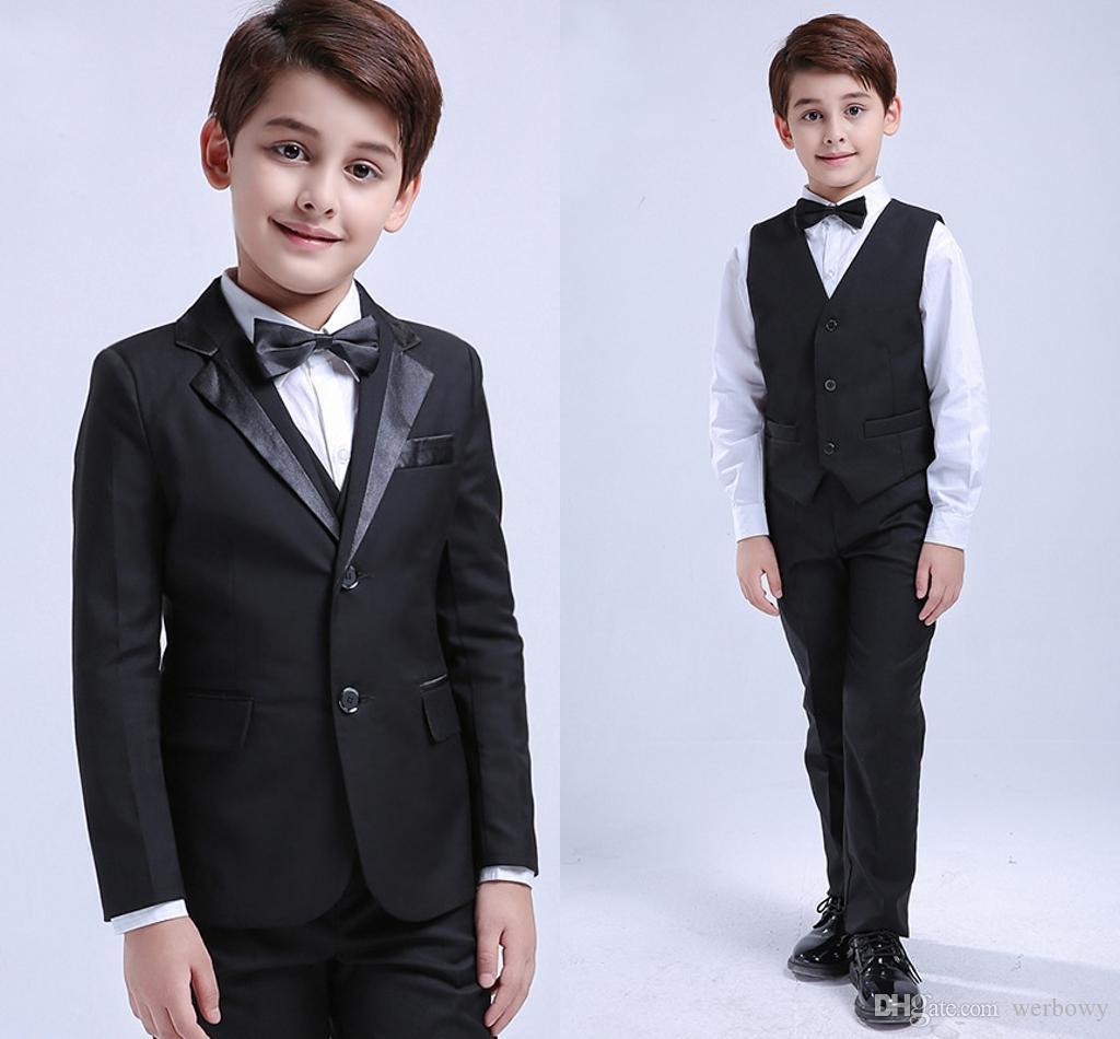 Kleinkind Anzug Hochzeit / Blume Jungen Hochzeit Anzug