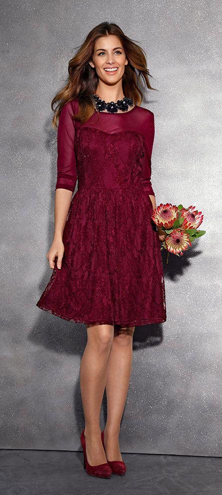 Klingel Mode Damen Kleider  Stylische Kleider Für Jeden Tag