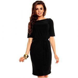 Knielanges Business Kleid Minikleid Abendkleid 2020