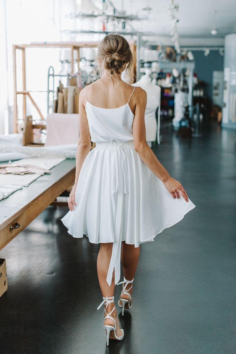 Kollektion2019237  Kleid Standesamt Braut Hochzeit