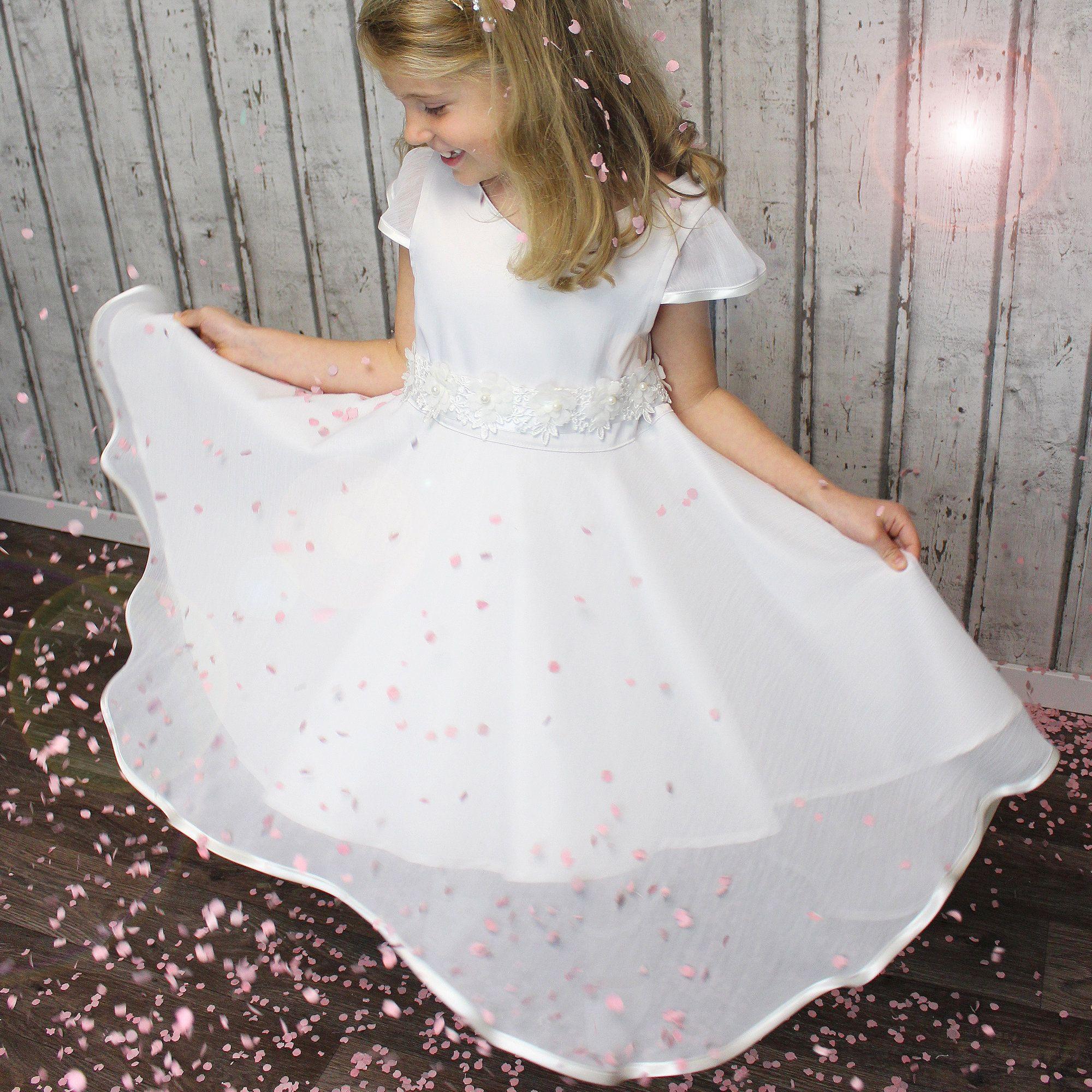 Kommunionkleid Moonlight Mädchen Fashion Kleid Für Erste