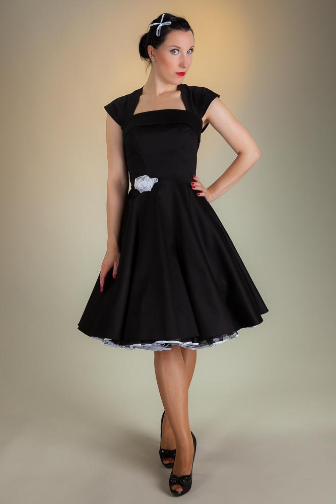 Kundenanfrage Petticoatkleid Grösse 5254  Der Petticoat