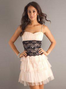 Kurze Abendkleider Für Hochzeit